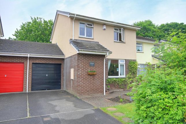Thumbnail Detached house for sale in Westaway Close, Barnstaple