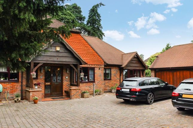 Thumbnail Detached house for sale in Upper Hale Road, Farnham