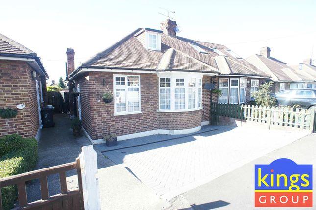 Thumbnail Semi-detached bungalow for sale in Drysdale Avenue, London