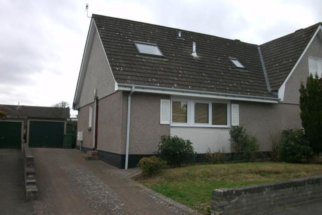Thumbnail Semi-detached bungalow to rent in Malcolm Crescent, Monifieth, Dundee
