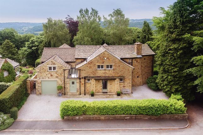 Thumbnail Detached house for sale in Bracken Hill, The Spinney, Cragg Wood Drive, Rawdon