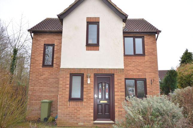 Thumbnail Semi-detached house for sale in Isaacson Drive, Wavendon Gate, Milton Keynes