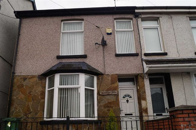 Thumbnail Semi-detached house for sale in Albert Street, Mountain Ash