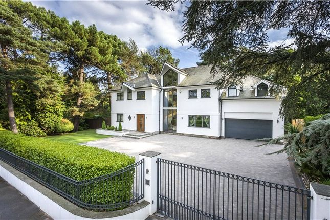 Thumbnail Detached house for sale in Canford Cliffs, Poole, Dorset