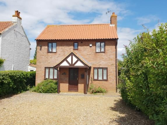 Detached house for sale in Holme Next The Sea, Hunstanton, Norfolk