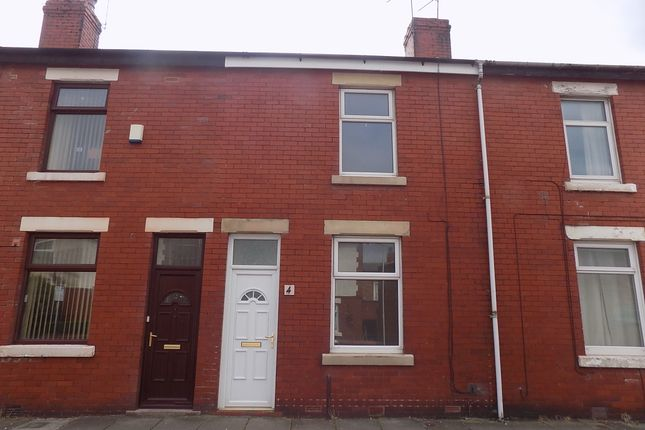 2 bed terraced house to rent in Grenfell Avenue, Blackpool FY3