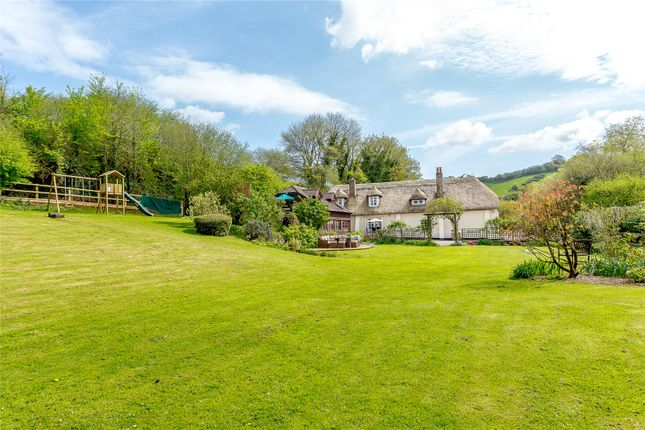Thumbnail Detached house for sale in Stokeinteignhead, Newton Abbot, Devon