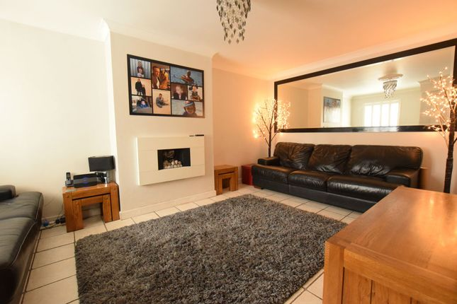Thumbnail Semi-detached house for sale in Burnell Avenue, Welling