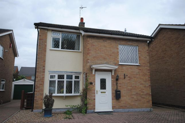 Thumbnail Detached house to rent in Coniston Road, Barrow Upon Soar, Loughborough