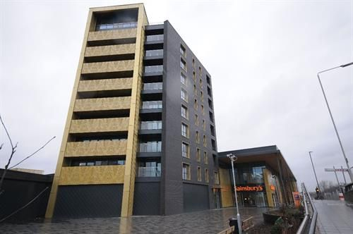 Thumbnail Flat to rent in Tilson Bight Square, Abbey Wood