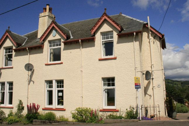 Thumbnail Flat for sale in Clachmhor, Old Crieff Road, Aberfeldy