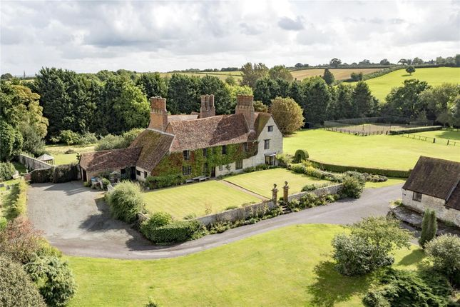 Thumbnail Detached house for sale in Radclive, Buckingham