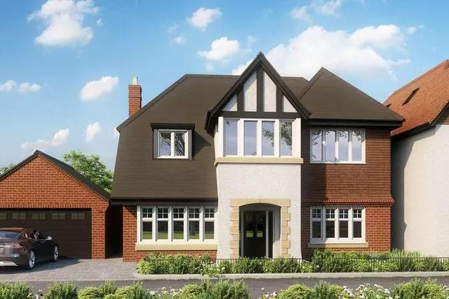 Thumbnail Detached house for sale in Manor Drive, Sutton Coldfield