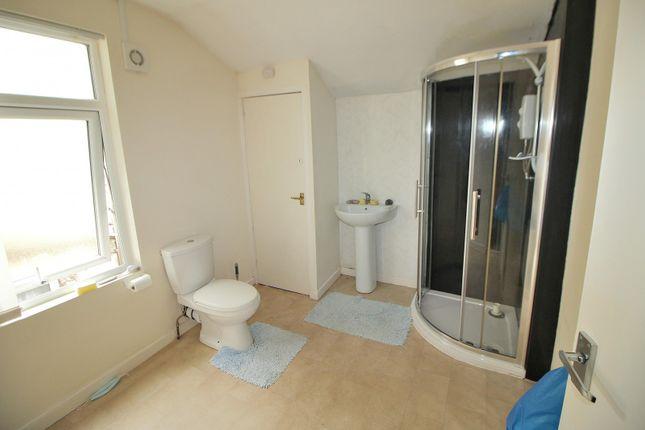 Second Bathroom of Hero Street, Bootle L20