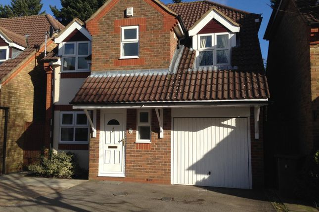 Thumbnail Detached house to rent in Lyndon Gardens, High Wycombe