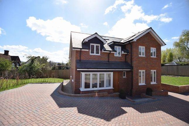 Thumbnail Detached house for sale in Manor Pound Road, Cheddington, Leighton Buzzard