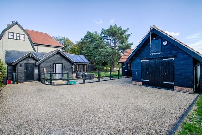 Thumbnail Semi-detached house for sale in The Heath, Mistley, Manningtree