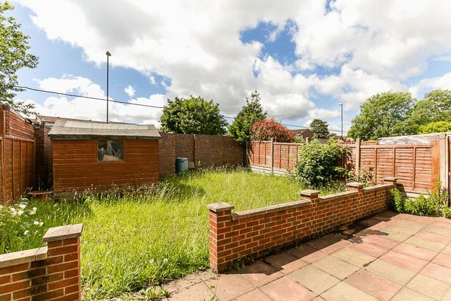 Thumbnail Terraced house for sale in Cuckfield Close, Bewbush, Crawley