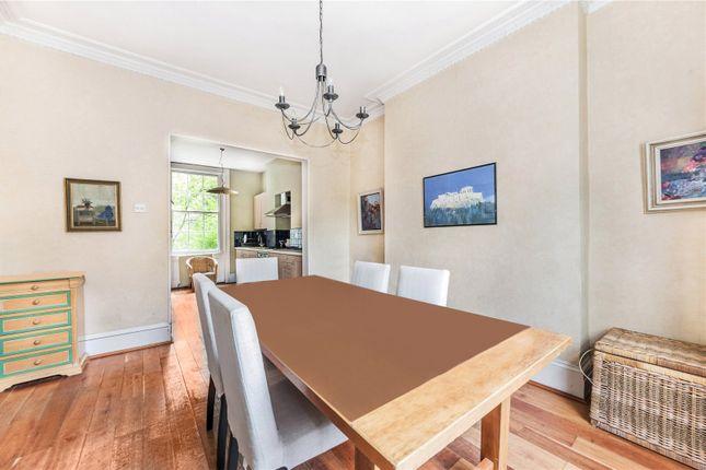 Dining Area of Stratford Villas, Camden, London NW1