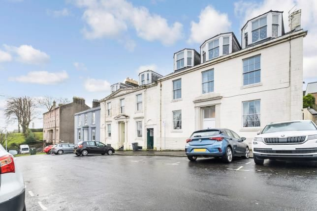 Thumbnail Flat for sale in Shaw Place, Greenock, Inverclyde
