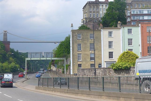 2 bed maisonette to rent in Freeland Place, Hotwells, Bristol BS8