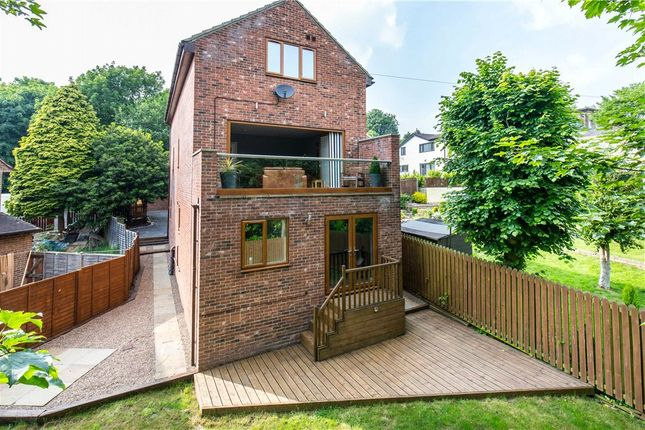 Thumbnail Detached house for sale in County Close, Batley, West Yorkshire