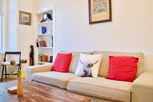 Thumbnail Flat to rent in Hillend Place, Edinburgh
