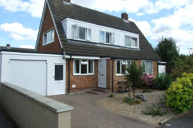 Thumbnail Semi-detached house to rent in Chase Close, Arlesey