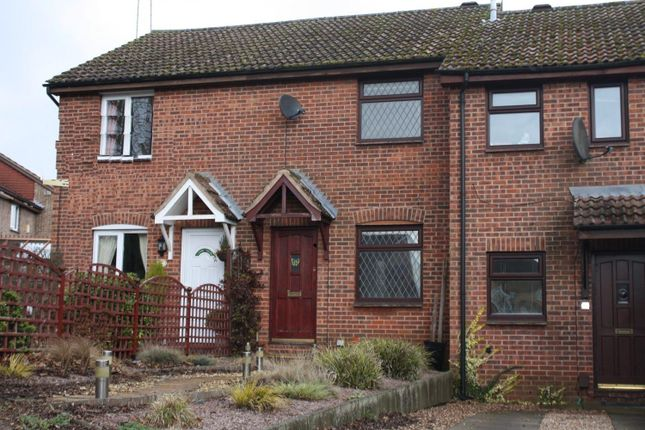 Thumbnail Town house to rent in Swinderby Drive, Oakwood, Derby