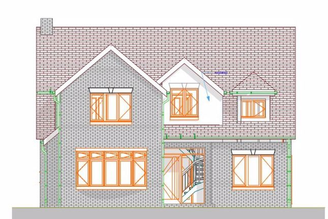 Thumbnail Detached house for sale in Plot 5, Pool Hill Road, Horsehay