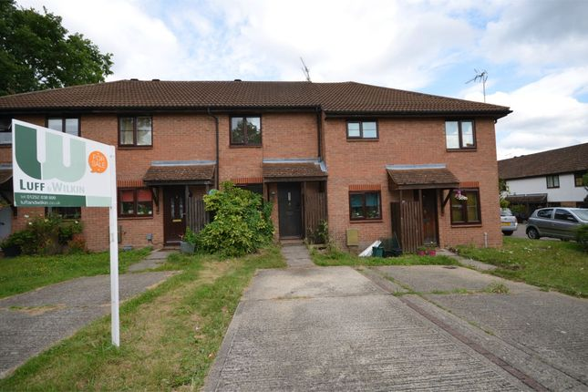 Thumbnail Terraced house for sale in Heather Mead, Frimley, Surrey