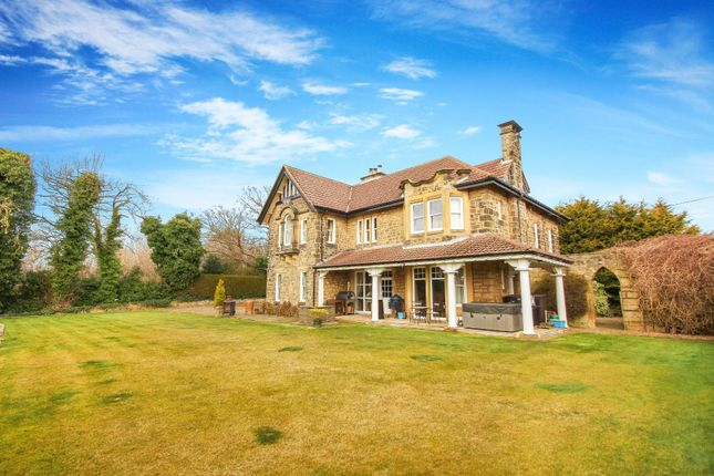 Thumbnail Detached house for sale in The Knoll, Barmoor, Morpeth