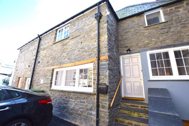 Thumbnail Detached house for sale in Laura Place, Aberystwyth