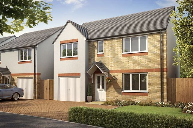 "Thumbnail Detached house for sale in ""The Thornwood"" at Colliery Lane, Whitburn, Bathgate"