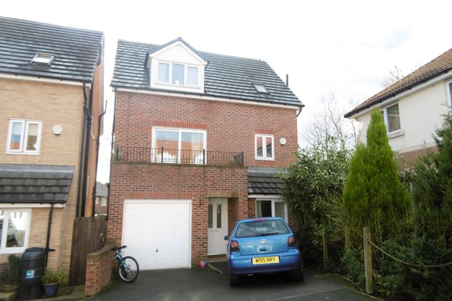 Thumbnail Detached house to rent in Booker Close, Inkersall, Chesterfield