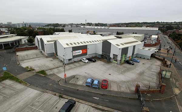 Thumbnail Light industrial to let in Savile Business Park, 15 Sutherland Street, Sheffield