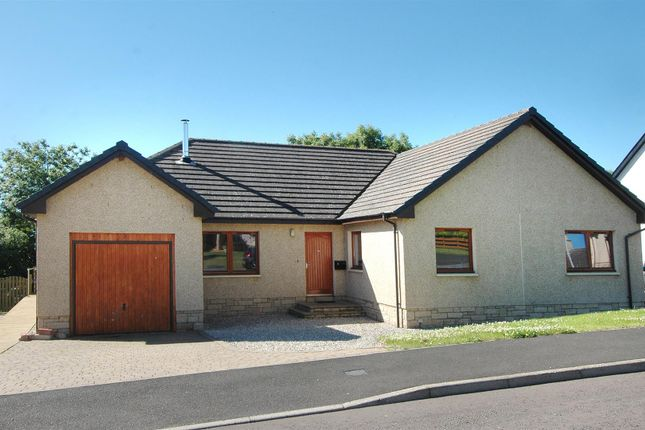 Thumbnail Bungalow for sale in The Avenue, Greenlaw, Duns