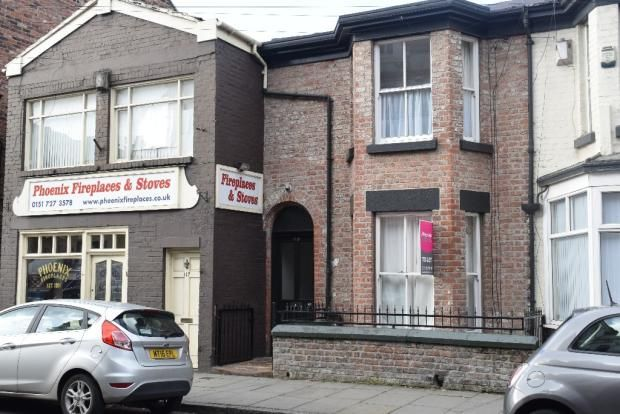 Thumbnail Terraced house to rent in Lark Lane, Liverpool