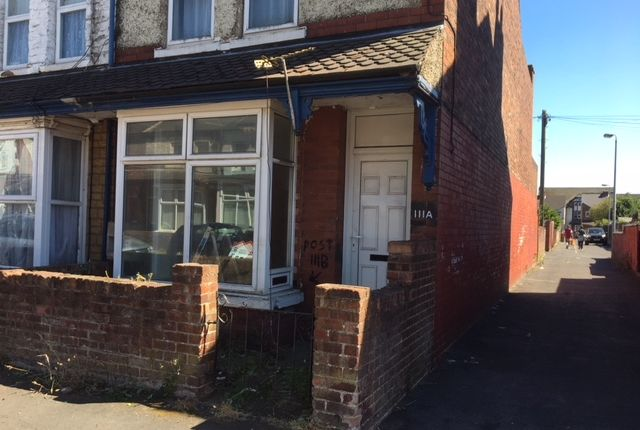 Thumbnail Flat for sale in Sheffield Street, Scunthorpe