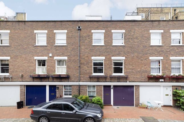 Thumbnail Detached house to rent in Shrewsbury Mews, London