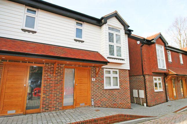 Thumbnail Semi-detached house to rent in Brighton Road, Horsham