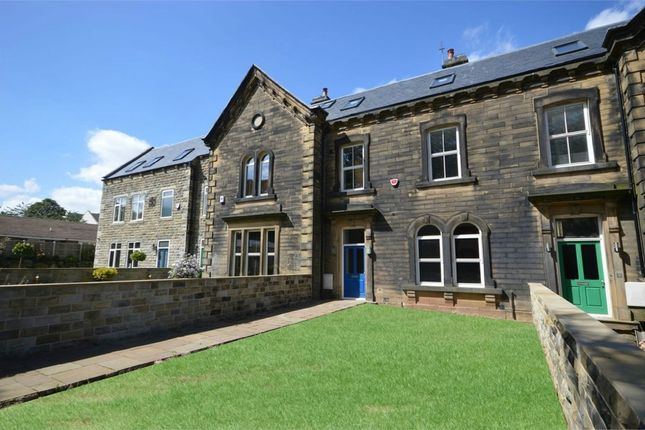 Thumbnail Town house for sale in Beech Mansion, Off Oxford Road, Gomersal, Cleckheaton, West Yorkshire