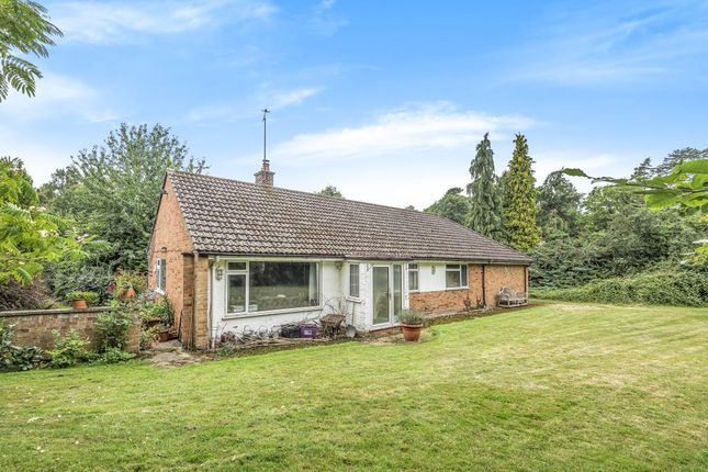 Thumbnail Detached bungalow for sale in Knowl Hill Common, Unique Development Opportunity