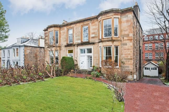 Thumbnail Flat for sale in Turnberry Road, Hyndland, Glasgow, Lanarkshire