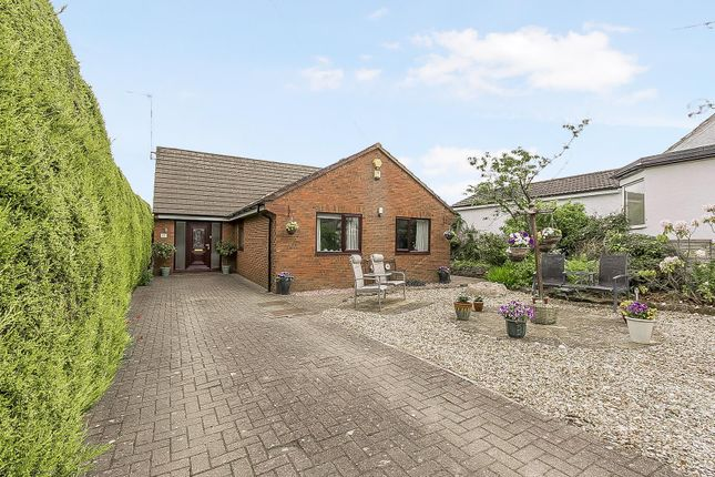 Thumbnail Detached bungalow for sale in Loads Road, Holymoorside, Chesterfield