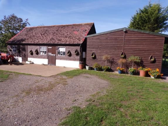 Thumbnail Equestrian property for sale in Cadnam Lane, Cadnam, Hampshire