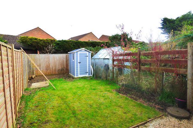 Rear Garden of Lindsay Drive, Abingdon OX14