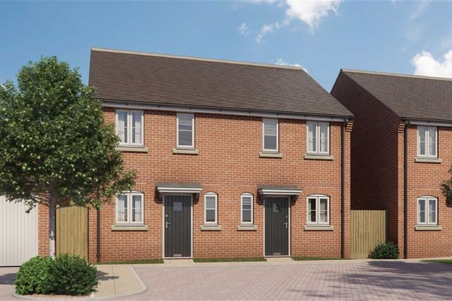 Thumbnail End terrace house for sale in President Road, Aylesbury