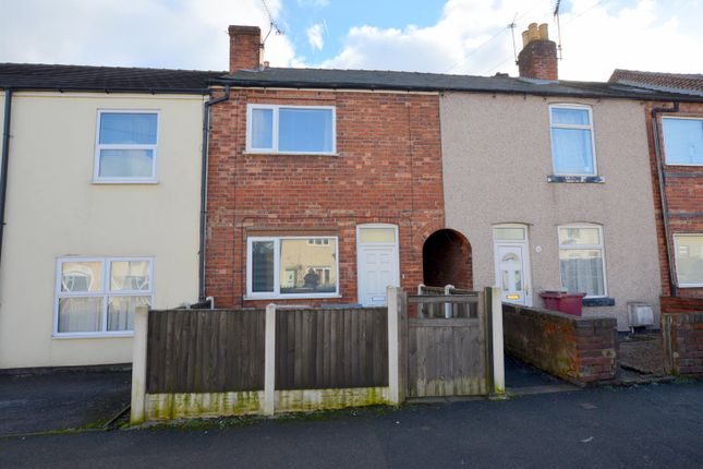 Thumbnail Terraced house for sale in Chesterfield Road, Shuttlewood, Chesterfield