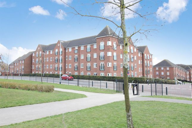 Thumbnail Flat for sale in Fenton Place, Middleton, Leeds